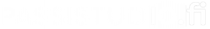 passistudio logo valkoinen